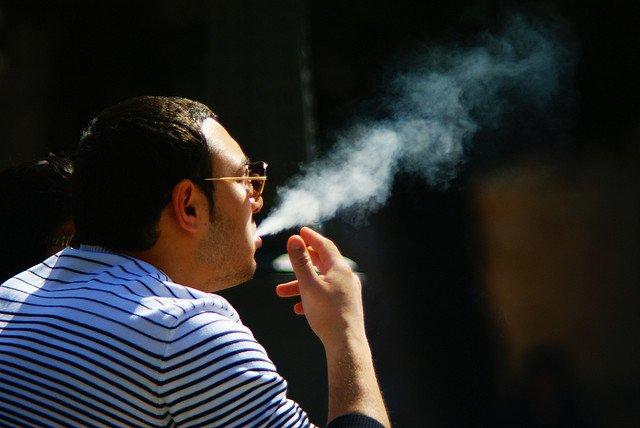 Fish oil to stop smoking?