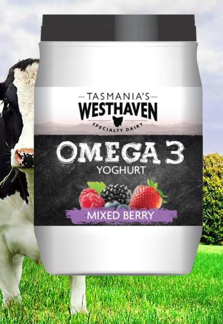 Westhaven Omega-3 Yogurt