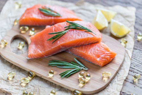 you can get omega-3s from fish and supplements