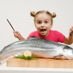 American Children Are Not Eating Enough Seafood