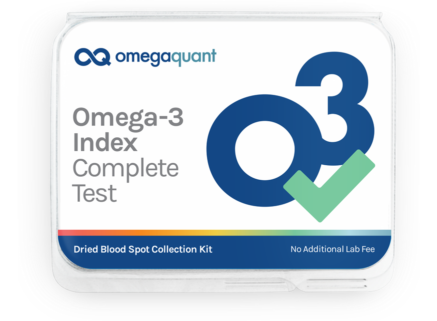 Omega-3 Index Complete Test