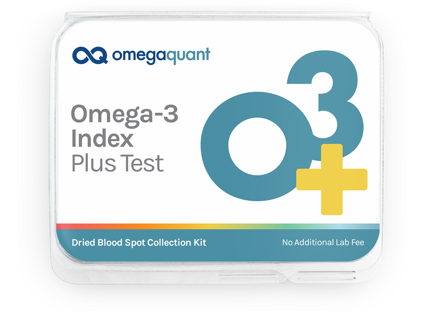 Omega-3 Index Plus Test