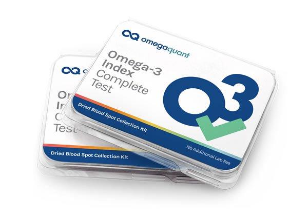Omega-3 Index Complete Test